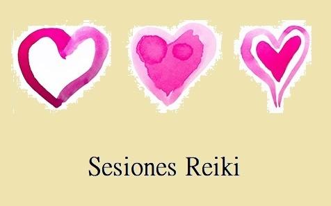 Sesiones Reiki gratis julio